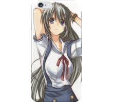 Clannad - Tomoyo iPhone Case/Skin