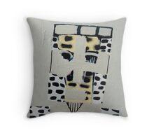 Earnest Ernst Throw Pillow