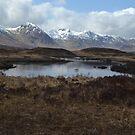 A Highland View by Carla Maloco