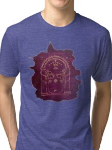 Mines of Moria Tri-blend T-Shirt