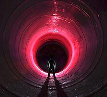 Tunnel Envy by Jarrod Lees