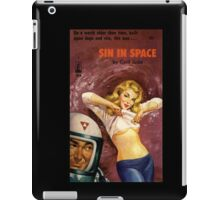 Sin In Space iPad Case/Skin