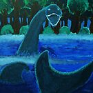 The Loch Ness Monster by Luke Kegley