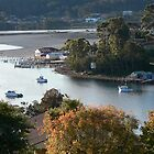 Forsters Bay Narooma by Brett Thompson