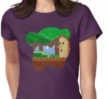 Hero:Dreamland Womens Fitted T-Shirt
