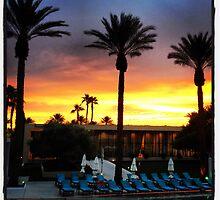 Paradise at Sunset by photosbyamy