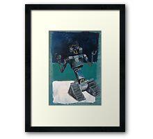 Johnny 5 Framed Print