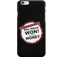 Winner Takes All iPhone Case/Skin