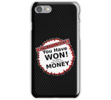 Winner Takes All iPhone Case/Skin