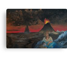 Lord of the Rings - Mordor Canvas Print