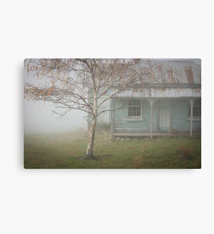 Abandoned. Canvas Print