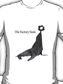 Vintage Factory Seals Band T-Shirt 2 T-Shirt