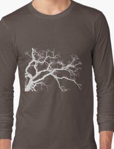 Winter Tree Snow Long Sleeve T-Shirt