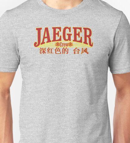 Jaeger Crew - Crimson Typhoon Unisex T-Shirt