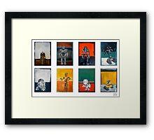 Rothbots Framed Print