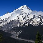 Mount Hood from Barlow Butte by DArthurBrown