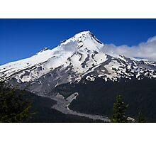 Mount Hood from Barlow Butte Photographic Print