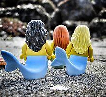 Mermaids by bricksailboat