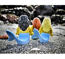 Mermaids Photographic Print