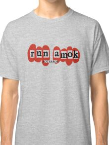 run amok - aotearoa Classic T-Shirt
