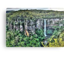 Belmore Falls, NSW, Australia Metal Print