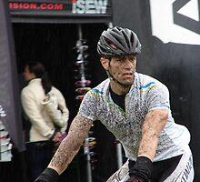 Mladá Boleslav TOUR CZ - racing mountain bikes VI. / when the white is not white by Natas