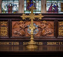 Sanctus Sanctus Sanctus by Tim Waters