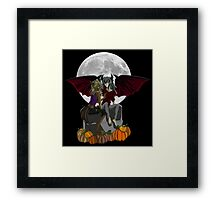 A Thiefshipping Halloween Framed Print