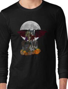 A Thiefshipping Halloween Long Sleeve T-Shirt
