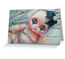 Baby Woogie  Greeting Card