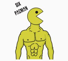 SIX PACMAN by mrawesome89