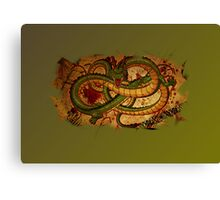 CHINESE DRAGON. Canvas Print