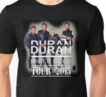 Duran Duran Paper Gods Tour 2015 Unisex T-Shirt