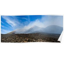 Mt Etna, Sicily, Italy Poster