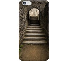 Up the Stairs iPhone Case/Skin