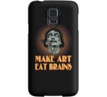 Zombie Dali Says... Samsung Galaxy Case/Skin