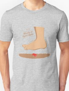 Ministry Of Painful Walks T-Shirt
