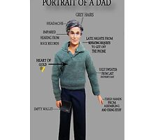 ☝ ☞PORTRAIT OF A DAD IPHONE CASE☝ ☞ by ✿✿ Bonita ✿✿ ђєℓℓσ