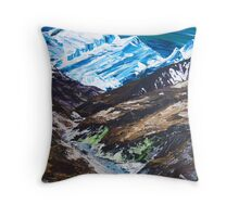 Annapurna Throw Pillow
