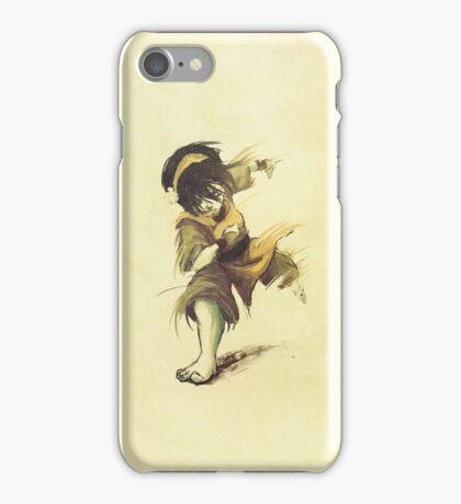 Toph Beifong iPhone Case/Skin