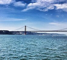 Lisbon Bridge by Liffey14
