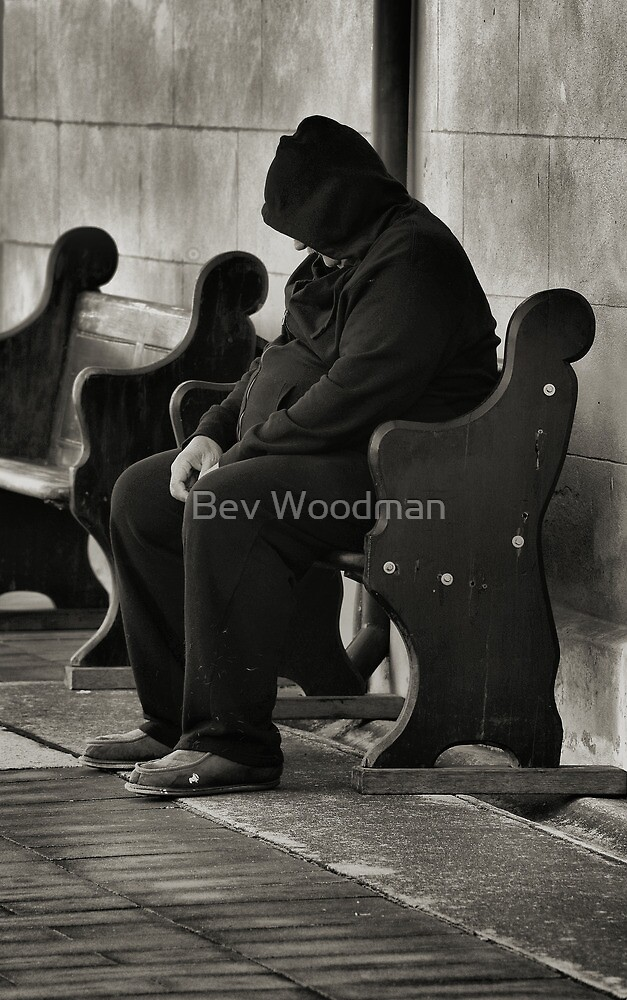 Down and Out in Dubbo NSW Australia by Bev Woodman