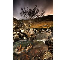 Glencoe Stream Photographic Print