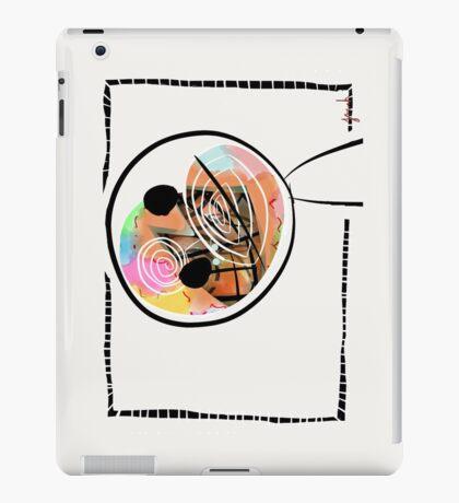 Freakshow. iPad Case/Skin