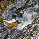 Small falls from cradle by bluetaipan
