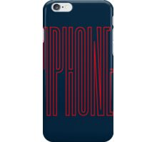 Poster (Trippy) iPhone Case/Skin