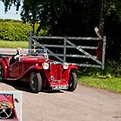 MG TA by David J Knight