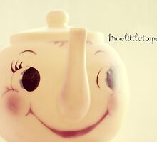 I'm a Little Teapot by Hilary Walker