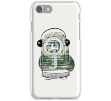 He's certainly a chilled out guy. iPhone Case/Skin