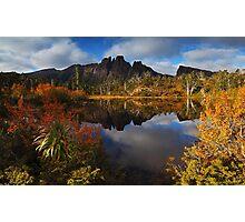 Memories of Geryon - Labyrinth Tasmania Photographic Print